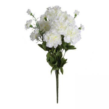 Bosje Witte Anjers 50 cm