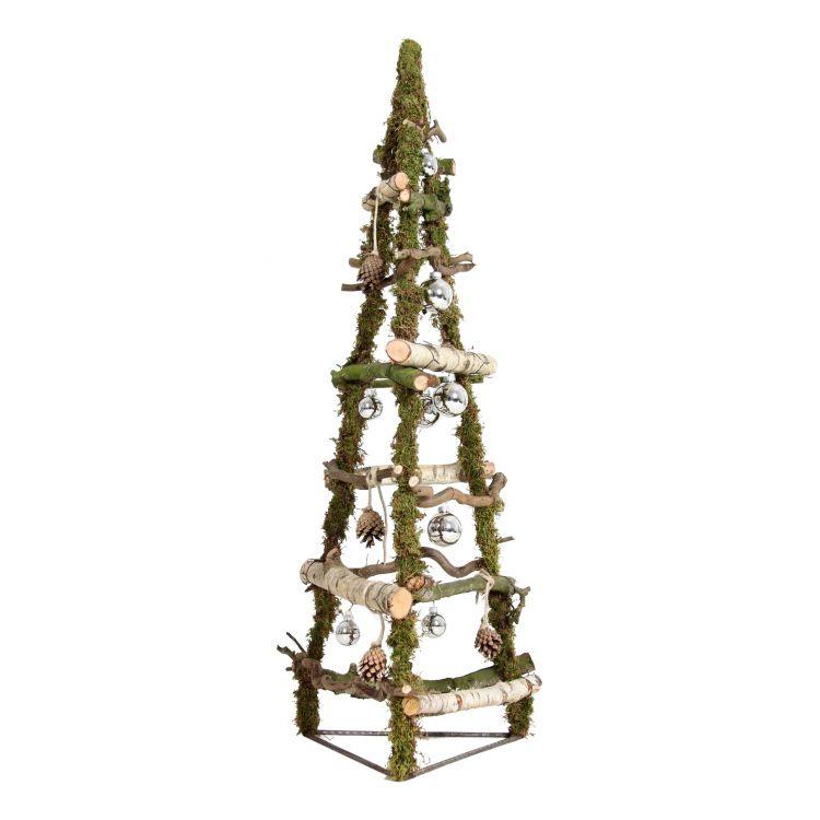 3D Kerstboom Green 120 cm