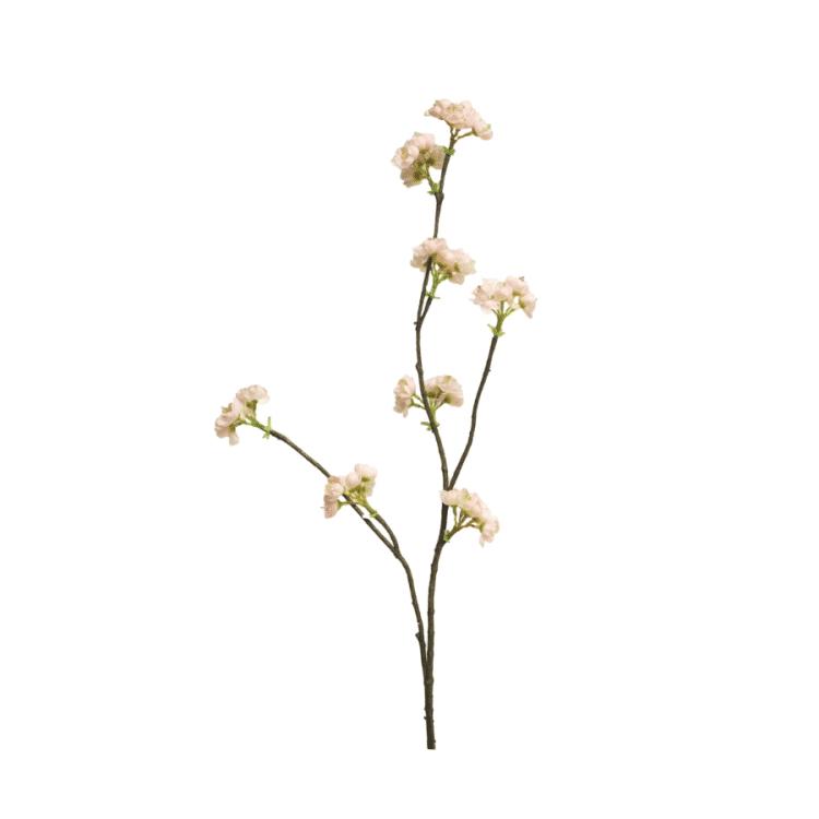 Appelbloesem Licht Roze.  80 cm.