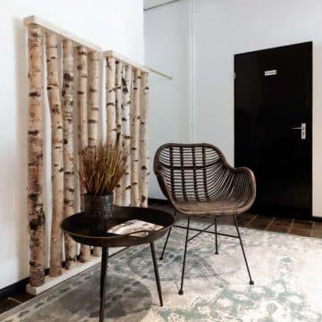 Roomdivider Berk H 125 x B 60 cm