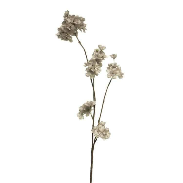 Cherry Bloesem Zacht lila-grijs 85 cm