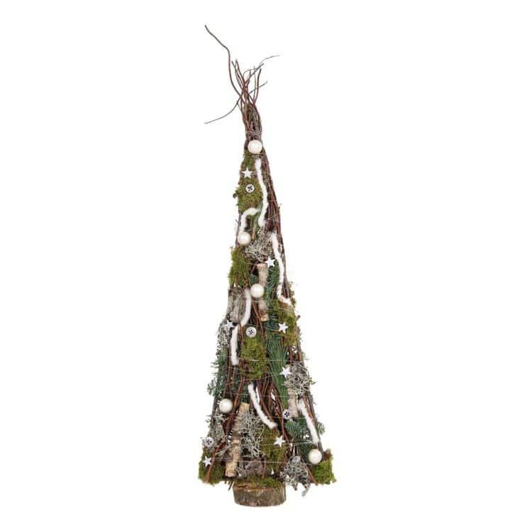 Decoratie Kerstboompje 60 cm