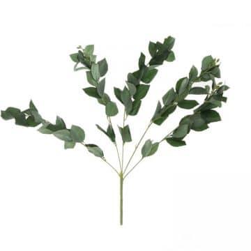 Rozen steel blad Groen 55 cm