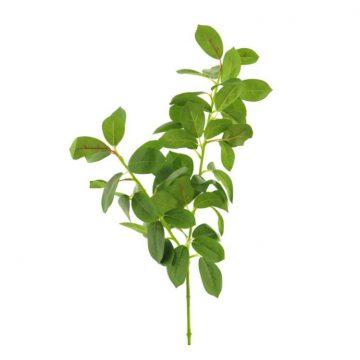 Groen bladeren tak 85 cm