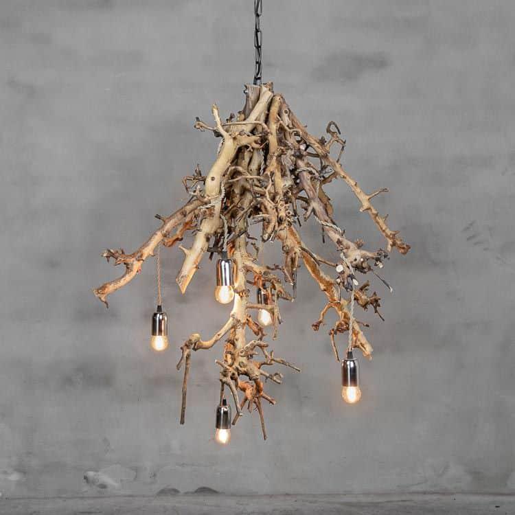 Hanglamp Brocante Perentakken