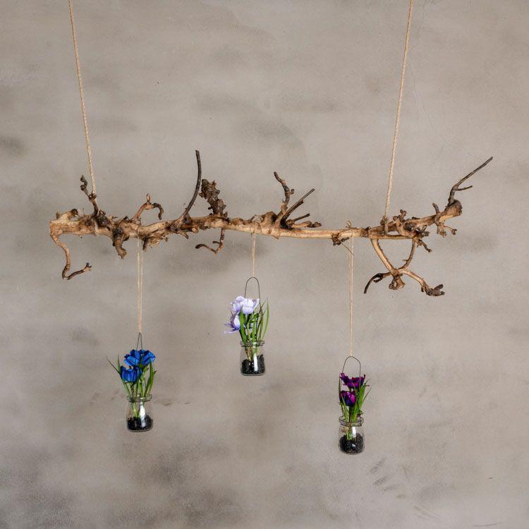 Brocante perenstam hanger 85 cm