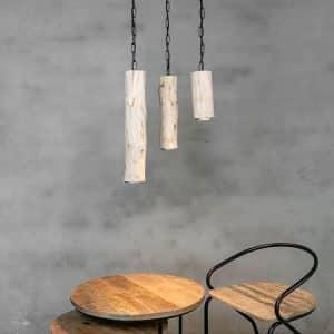 Hanglamp Trio  Naturel