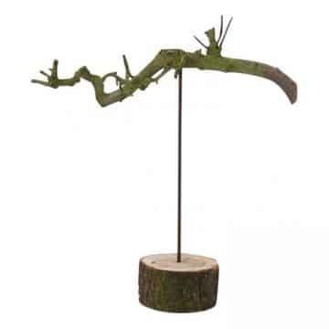 Decoratietak Naturel op Standaard 50 cm