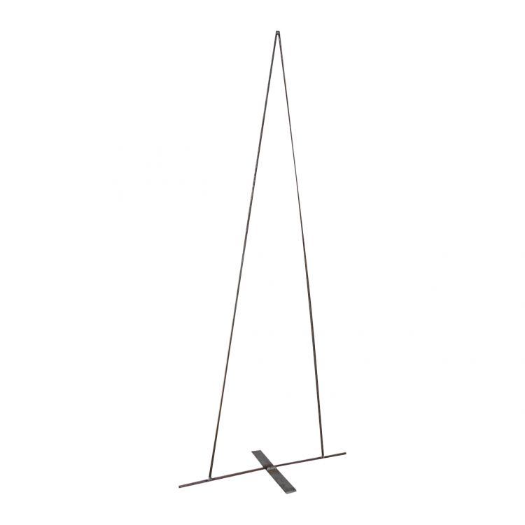 Bloemschik Frame Driehoek/Kerstboom 120 cm