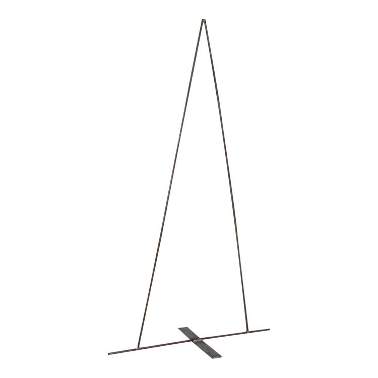 Bloemschik Frame Driehoek/Kerstboom 60 cm