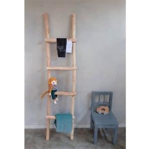 Decoratie Ladder Brocant 150 cm