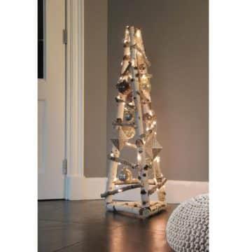 3D Kerstboom Berk 75cm