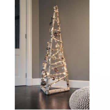 3D Kerstboom Berk 150cm