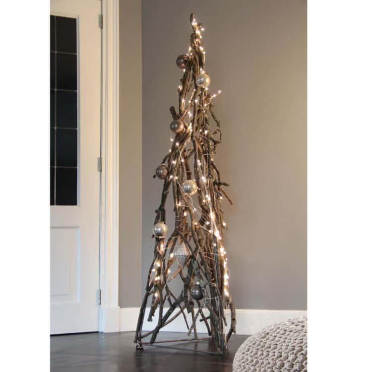 Kerstboom Eiken 170 cm