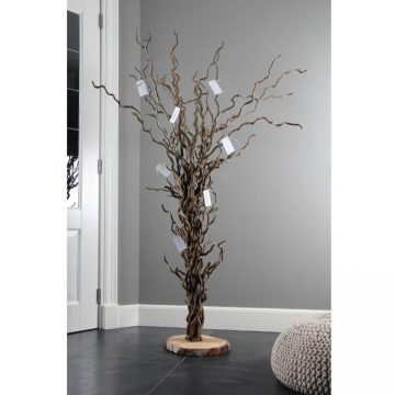 Luxe wensboom kronkel 150 cm