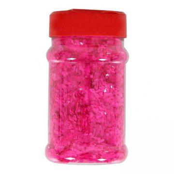 Strooipotje Glitters Roze grof