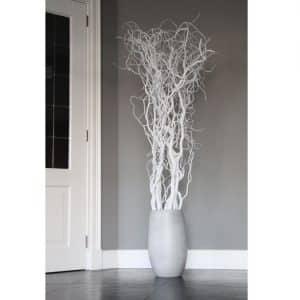Set Witte Decoratietakken 165 cm (excl. pot)