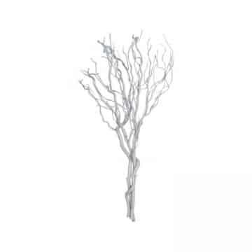 Witte Takkenstruik 120 cm